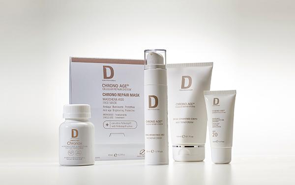 CHRONO AGE - prodotti per il viso - Estetica Vanna